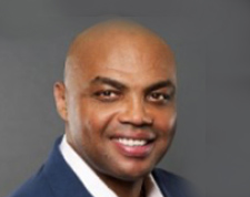 Charles Barkley, Basketball Hall of Fame, and Emmy Award Winner